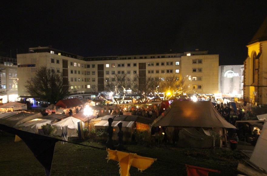 Weihnachtsmarkt Pforzheim