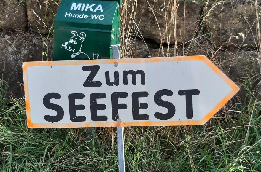 seefest bucher stausee 2019
